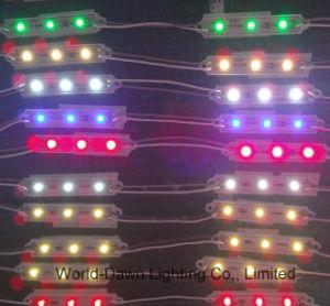 Ce и RoHS 2 лет гарантии для поверхностного монтажа 2835 3-светодиоды IP56 светодиодный модуль