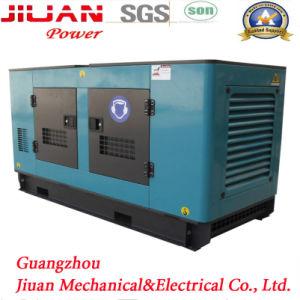 Гуанчжоу на заводе для продажи цена 25квт 31квт электроэнергии бесшумный дизельный генератор