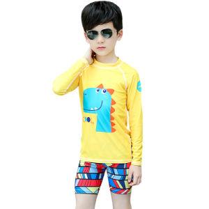 Sbart Kids mangas longas e calções de banho para Natação