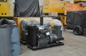 ホームのための単一フェーズ30kw 37.5kVAのディーゼル発電機