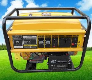 Arranque eléctrico de fio de cobre puro Astra Coreia do gerador a gasolina (AST3800E)