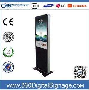 Внутренних Дел 42-дюймовый HD НАПОЛЬНЫЕ ЖК-цифровых знаков в сети 3G/WiFi в аэропорту