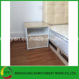 table de chevet en bois avec tagre table de chevet table de nuit - Etagere Table De Nuit