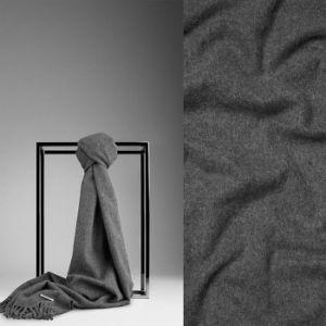 方法カシミヤ織のウールによって編まれる冬のスカーフ(YKY4333b)