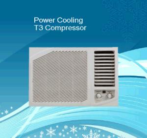 9000 BTU Tipo de janela Condicionador de Ar