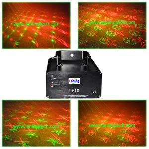 Мини-лазерное шоу System/DJ фонарь
