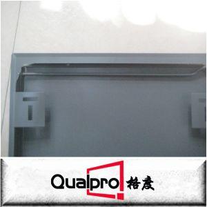 Encastré à embase de panneau d'accès avec porte métallique AP7040
