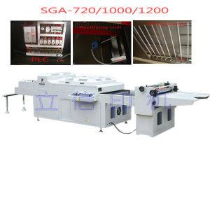 Macchina di verniciatura UV (SGA-1000-1200)