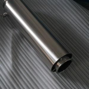 Edelstahl 304 Triclamp Spule für die Extrahierung des Beckens