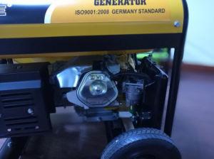 6000W 6kw 6000 와트 세륨을%s 가진 가솔린 또는 휘발유 휴대용 발전기