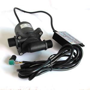 Piccola pompa di Variabile-Velocità, pompa ad acqua sommergibile senza spazzola eccellente di CC