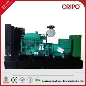Groene Diesel van Genset 600kw van de Macht Generator voor Grote Elektrische centrale voor Filippijnen