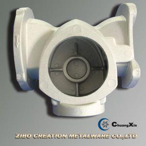 moulage d'aluminium Carter de pompe de débit