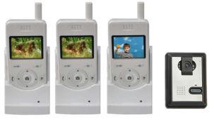 Interfono con vídeo inalámbrica de 2,4 pulgadas de Villa (BSD-WX024C1)