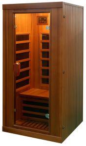 Sauna Infrarrojo Lejano de la casa de la cabina Sauna de Vapor
