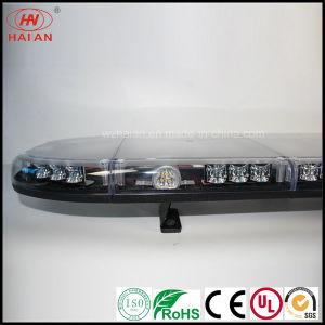 1500 мм Lightbar безопасности погрузчика с рабочей фары пожарная машина скорой помощи полицейский автомобиль с помощью системы Lightbar полицейский автомобиль, чтобы открыть дорогу