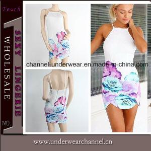 Nouvelle Mode Lady Mini robe robes d'été
