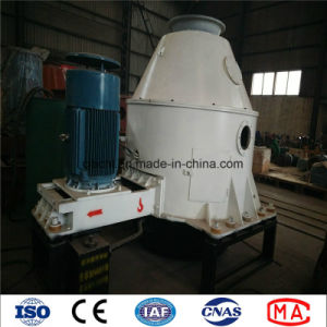 De verticale CentrifugaalMachine van de Separator van het Water van de Steenkool