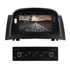 Renault Megane II 2004-2009년을%s 인조 인간 차 DVD 플레이어 GPS 라디오