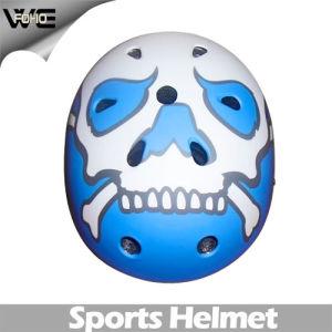 Protección de la moda niños Skateboard Moto casco de seguridad deportiva (FH-008)