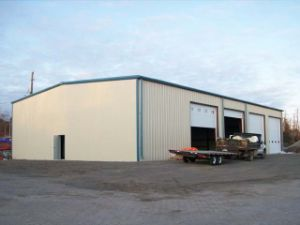 Estructura de acero Taller de Construcción de edificio de planta (KXD-SSW1072)