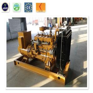 Conjunto de la generación de metano de carbón con motor Cummins