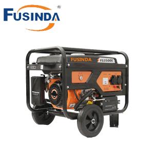 2.5kw de elektrische Generator van de Benzine van het Begin Draagbare voor het Gebruik van het Huis