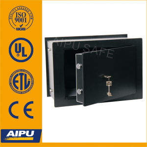 Depth extensible Wall Safe avec Key Lock (EXWS200-K)