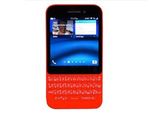 熱い販売の元の携帯電話、クワーティーキーボードの携帯電話、GSMのBb Q5の機能電話、スマートな電話
