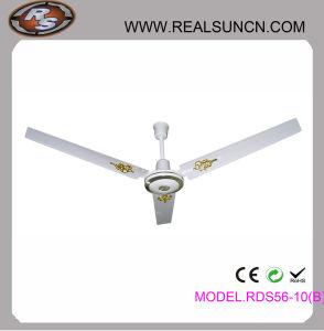 56inch Ceiling Fan mit Golden Decoration Model Nr. Rsd5610b