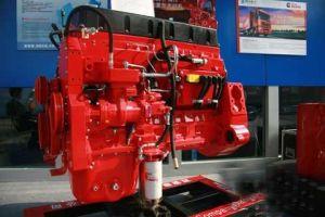 De gloednieuwe Motoren van het Voertuig van de Dieselmotor van Cummins ISM11e4308