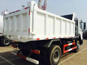 Sinotruk HOWO Luz 4X2 Mini Dumper Truck 5 Ton Zz1047D3414c145