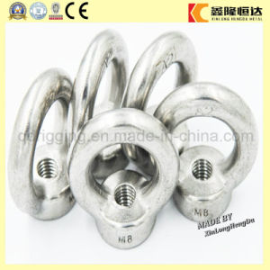 Augen-Schraube des Edelstahl-M5 316 und Eyenut