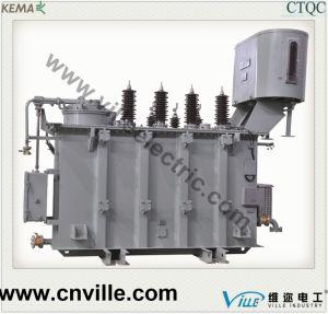 25mva 110kvの二重巻上げロード叩く電源変圧器