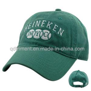 Popular lavado Chino Twill Sport Golf Baseball Cap (TRNB025)