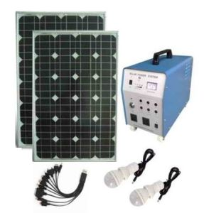 centrale elettrica a energia solare 200W (FC-NA200-B)