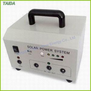 Mini système d'accueil solaire d'urgence (TD-10W)