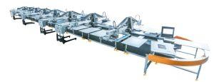 공장 가격 자동적인 t-셔츠 또는 판매를 위한 기계를 인쇄하는 의복 또는 부대 타원형 실크 스크린