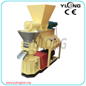 Petit flat Die Accueil utilisation machine à granulés (SKJ)