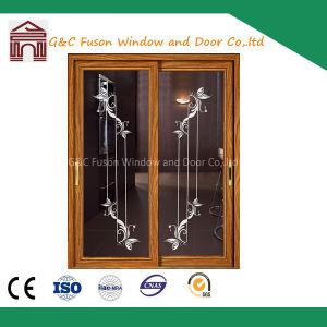 prix d\'usine Maison moderne en bois Portes en aluminium/de levage ...