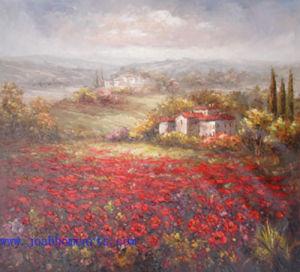 Ontworpen Olieverfschilderij