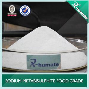 Het Natrium Metabisulfite van de Rang van het Voedsel van de Levering van de fabriek/Metabisulfiet van het Natrium/Smbs (Na2S2O5) 7681-57-4