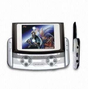 3.0 giocatore di pollice TFT MP4 con la macchina fotografica di Digitahi ed il video gioco (PMP-512)