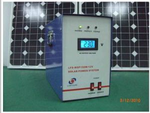 150W 태양 에너지 체계, 가정 태양 에너지 체계,