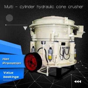 50tph-HP Trituradora de Cono Hidráulica con Alta Calidad y Confiable Funcionamiento