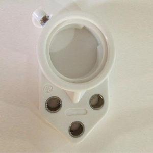 Термопластический 2 болт с буртиком (FB201-207)
