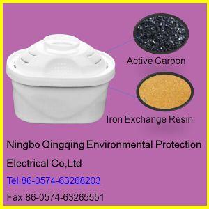 Hot Vente de matériel de la cartouche de filtre à eau (Acitive)