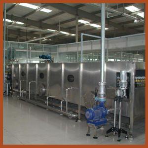 Sterilizer e refrigerador do túnel