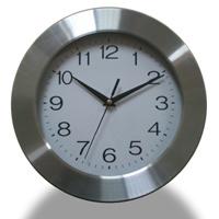 Reloj de pared de metal de 12 pulgadas (A09)