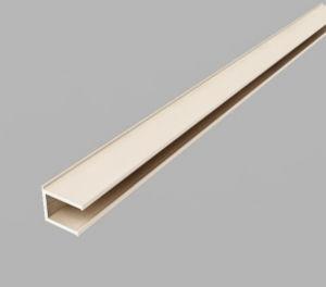 6063 T6/Perfil de aluminio de extrusión de aluminio para puertas y ventanas